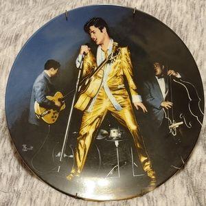 Elvis collectors plates